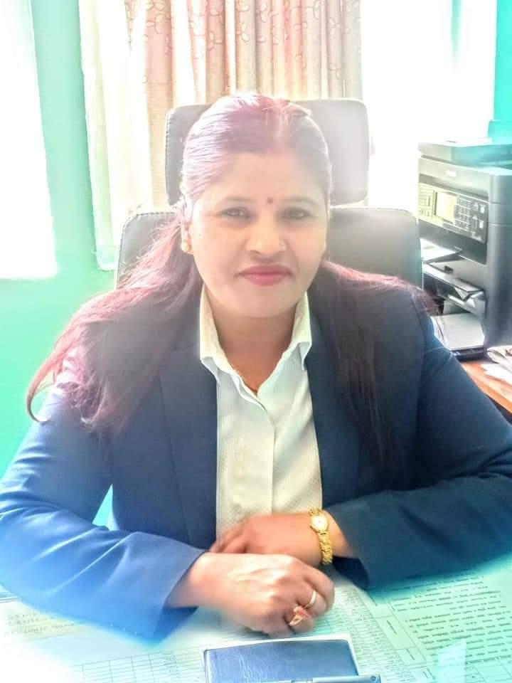 श्री लक्ष्मी पाण्डेय गौतम graphic